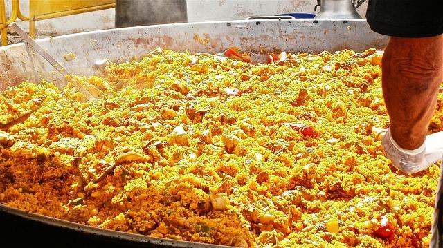 Lecker Paella auf Mallorca