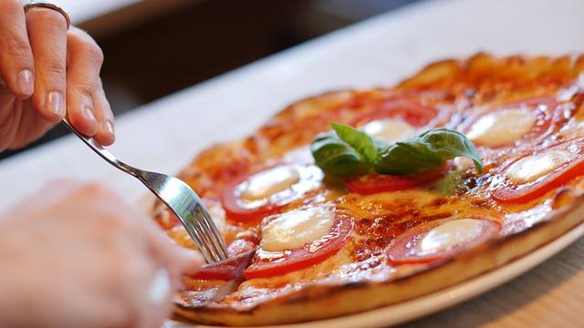 Pizza Tomate Mozarella
