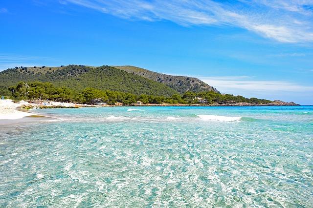 Schwimmen auf Mallorca