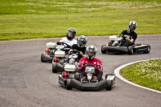Go Kart Cala Millor